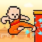 Tiny Monk Fight - Play Free 8-bit Retro Pixel Fighting Games icon