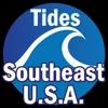 Southeastern USA Tides - Georgia, South Carolina, North Carolina and Virginia