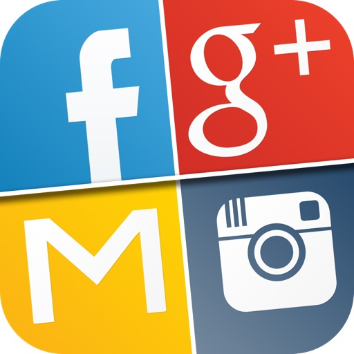 My Log In! Social Network Manager for facebook, twitter