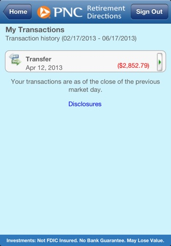 Download PNC Retirement Directions app for iPhone and iPad