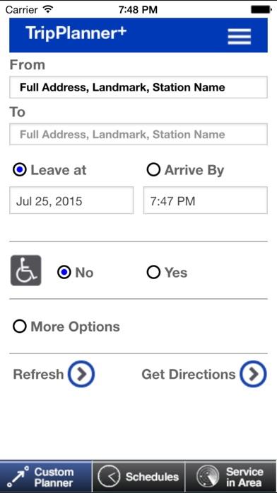 MTA TripPlanner App Download - Android APK