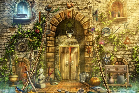 Hidden Object Game - Sherlock Holmes: The Valley of Fear screenshot 4