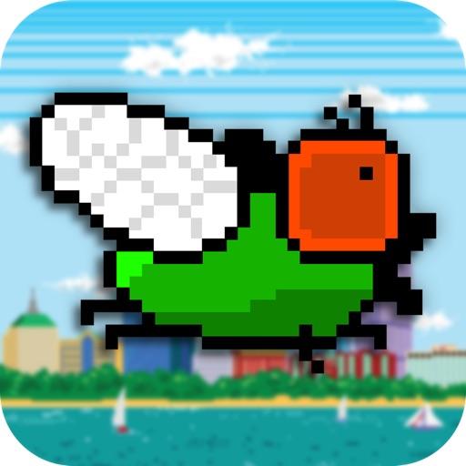 Annoying Flappy Fly Pro iOS App