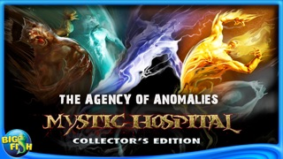 The Agency of Anomalies: Mystic Hospital - A Hidden Object Adventure-4