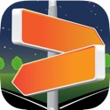 Street Sign Mania – Match Alert Driving Connecting Puzzle Game icon