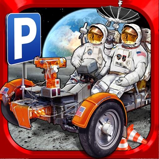 3d space race parking simulator gratuit jeux de voiture de course par play with friends games ltd. Black Bedroom Furniture Sets. Home Design Ideas