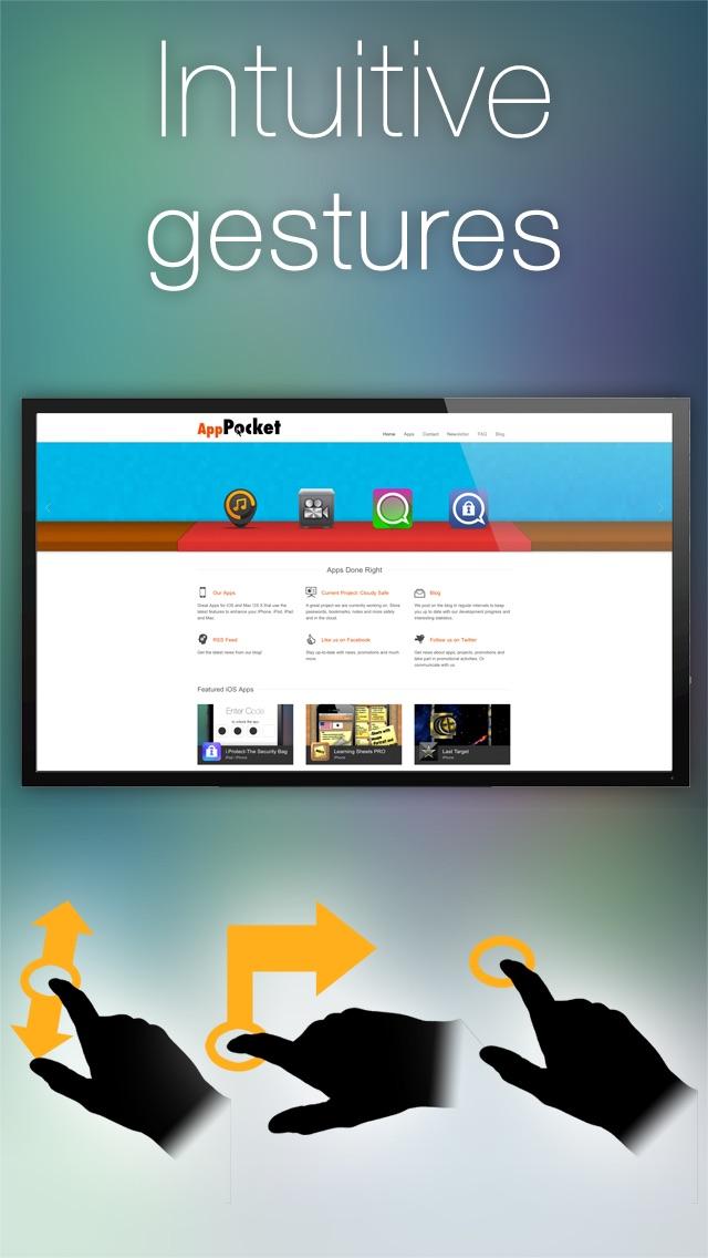 download Web for Apple TV - Web Browser apps 3
