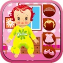 Dressing Up Baby Game for Girls