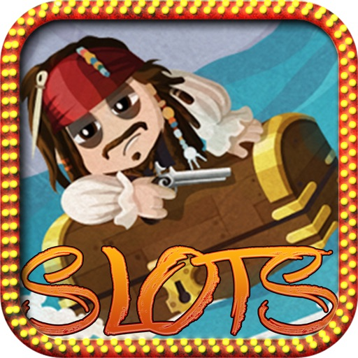 Age of Pirates Casino HD - New Doubledown 777 Bonanza Slots Game with Prize Wheel , Blackjack , Roulette and Fun Bonus Games iOS App