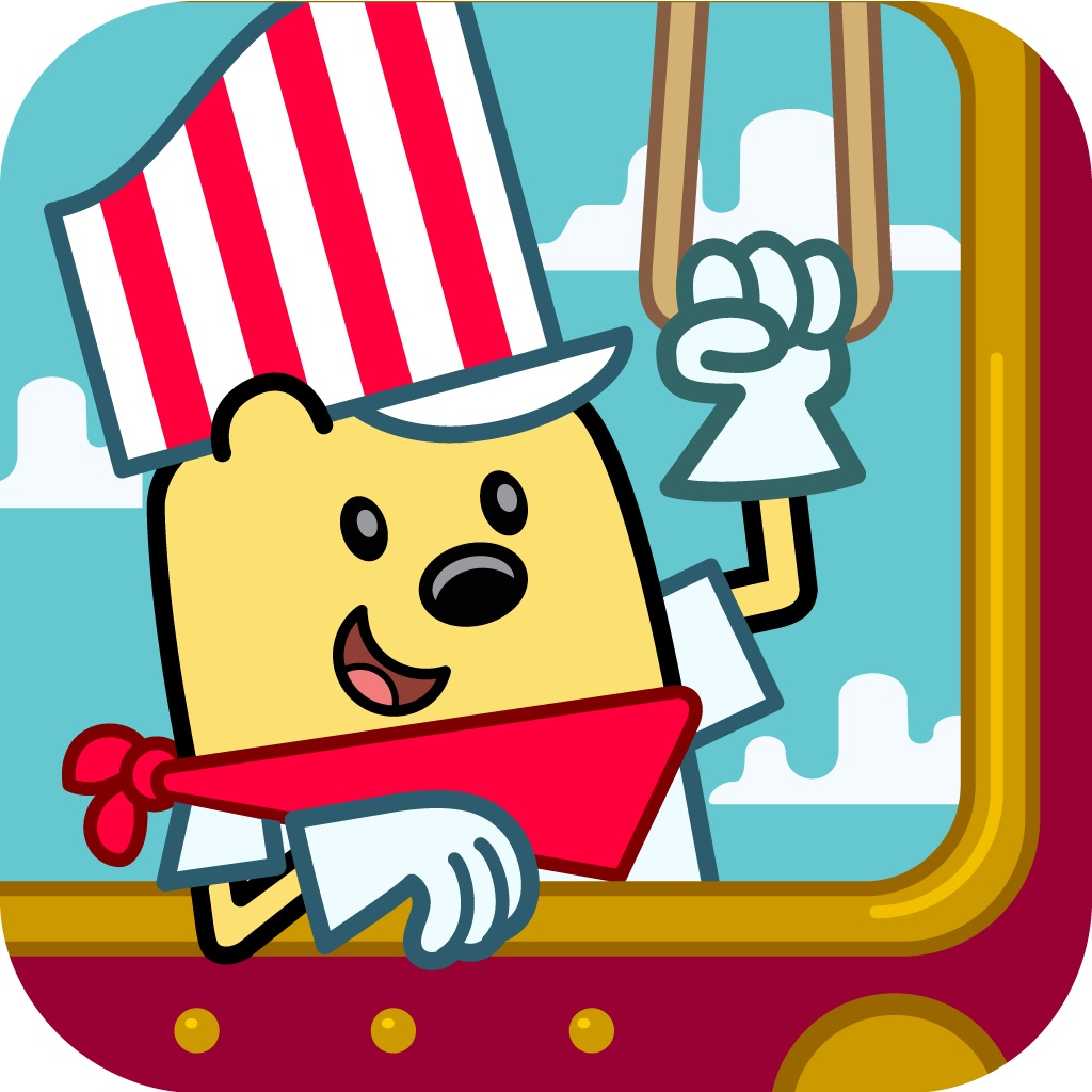 Wubbzy's Train Adventure