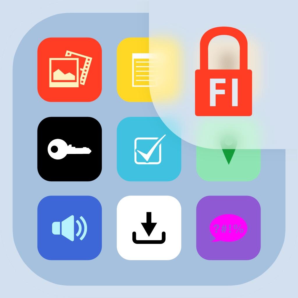 Secret Folder Icon FREE