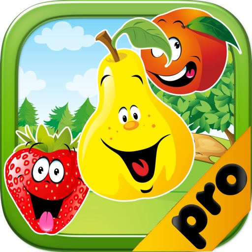 Exotic Fruit Crasher - Match Three Fruits - PRO Tap Puzzle Fun iOS App