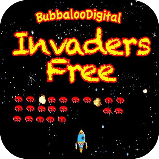 BubbalooDigital Invaders Free iOS App