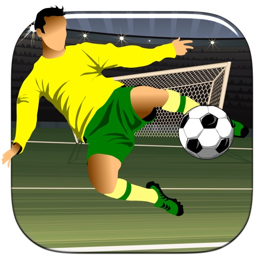 World Soccer Cup Final Brazil – Football Trophy Goal Penalty Game iOS App