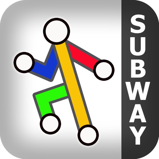 New York Subway – Map and route planner by Zuti