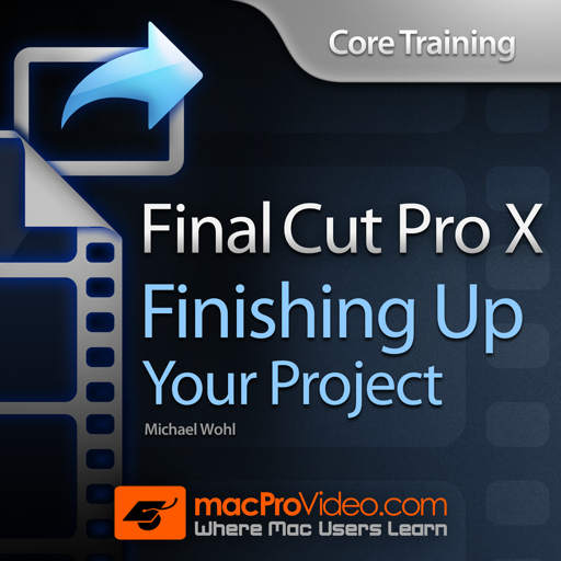 Export and Sharing Course For Final Cut Pro