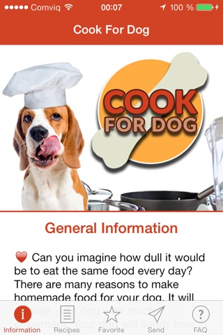 Cook For Dog screenshot 3
