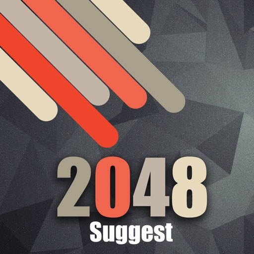 Suggest 2048 - hooked on number puzzle! iOS App
