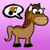 Horse Sounds for Girls: Hear and learn the animal sound of pony and horses!