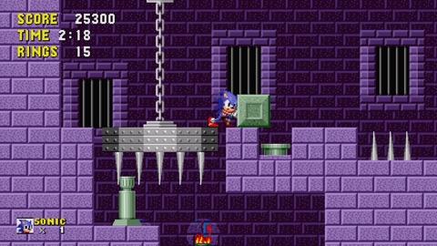 Screenshot #13 for Sonic The Hedgehog