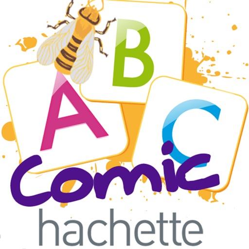 ABC Comic Capital Letters - Lite iOS App