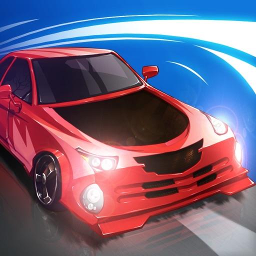 Finger Racer 3D iOS App