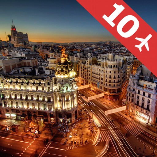 Spain : Top 10 Tourist Destinations - Travel Guide of Best Places to Visit iOS App