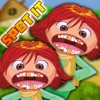Where's the Difference? ~ spot the differences & hidden objects in this photo puzzle hunt-ing!