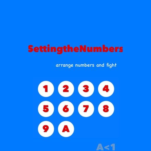 SettingtheNumbers iOS App