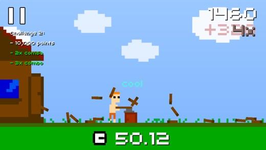 Super Lumberjack Screenshot