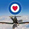 RAF Benevolent Fund - Official RAFBF Spitfire - Augmented Reality artwork