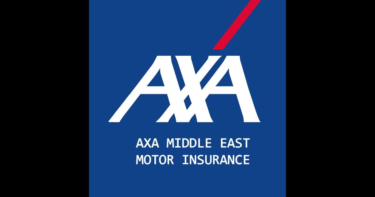 Axa Middle East Sal Motor Insurance 1 0 On The App Store