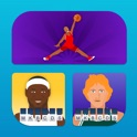 Hey! Guess the Basketball Player HD - Name the pro sports stars in this free trivia pic quiz icon