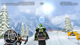 Snow Moto Racing screenshot1