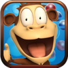 The Best Awesome New Cool Fun Games For Boys And Girls - Bubble Monkey Mania - Animal Safari Matching Puzzle Game For Kids PRO artwork