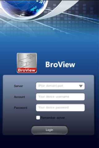 BroView screenshot 1