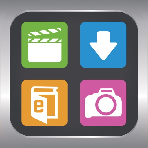 Mediatap – Download video, PDF files and ebook fast and easy iOS App