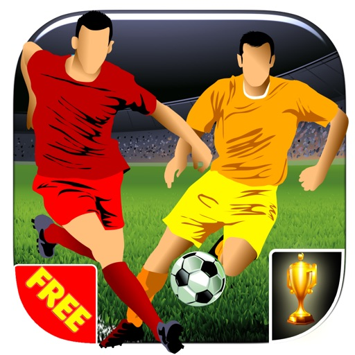 New star flick and click the football - Fun soccer game using your head and scoring big in the world edition 2014 FREE by Golden Goose Production iOS App
