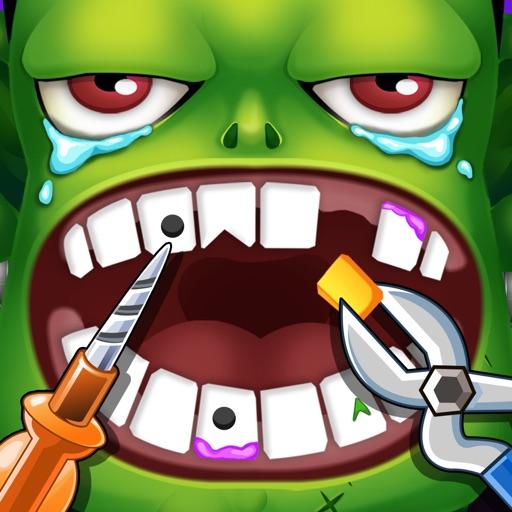 Monster Dentist - Kids Games iOS App