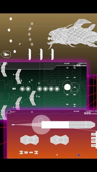Space Invaders Infinity Gene Screenshot