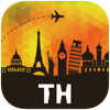 Thailand offline map & guide Hotel, weather, trips: Bangkok,Phuket,Patong,Chiang Mai