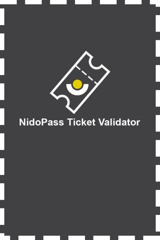 NidoPass Ticket Validator screenshot 1