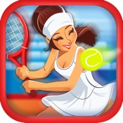 A+ All Star Flick Tennis Grand Slam Stick Championship - Fun Sport-s Game-s for Kid-s 3D