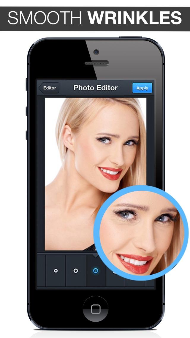 Éditeur photo Picture Perfect - Améliorez et retouchez vos photosCapture d'écran de 1