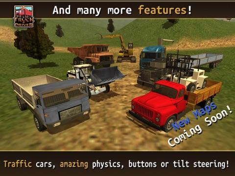 Игра Truck Driver 3D