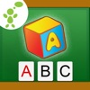 ABC Words - Teaching Letters & Spelling in multiple languages!