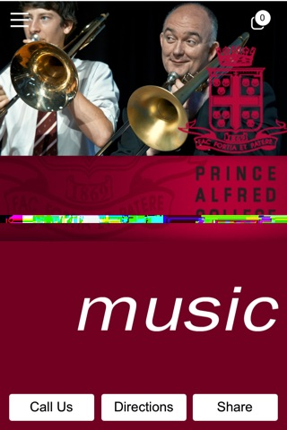 Prince Alfred College - Music screenshot 1