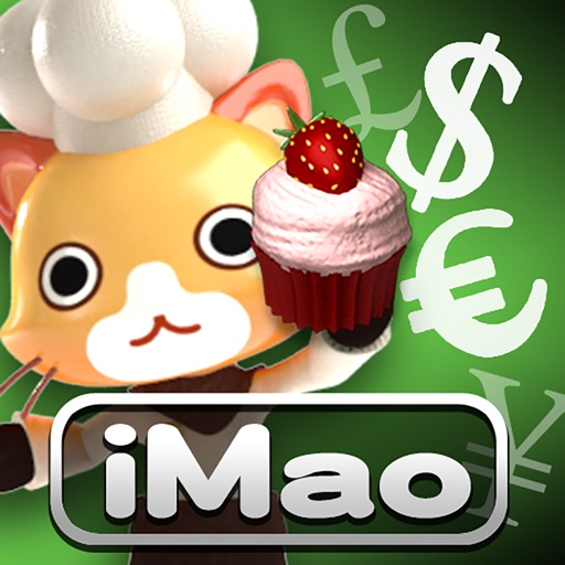 Cupcake Shop - Smart monetary Educational Game for kids iOS App