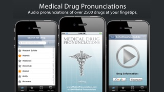 Drug Pronunciations screenshot1