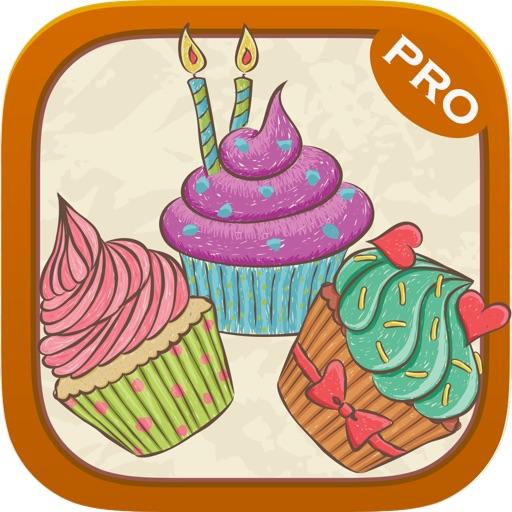 Cupcaker - Match Three Cupcakes - PRO Tap Puzzle Fun iOS App